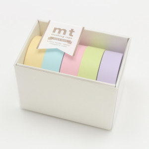 MT005G007 mt gift box pastel2__pastel yellow_pastel powder blue_pastel pink_pastel lime_pastel purple 01